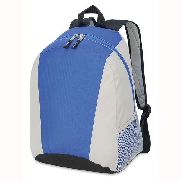 Picture of TULSA BACKPACK 7654 Royal/Off-White
