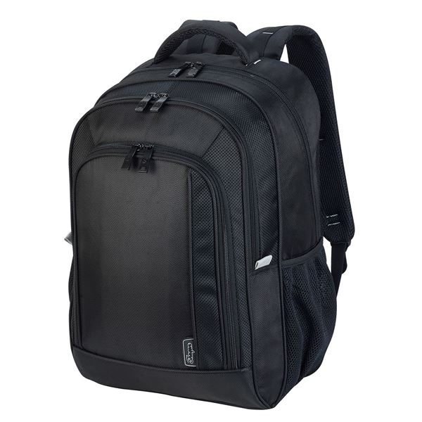Picture of FRANKFURT LAPTOP BACKPACK  5818 Black