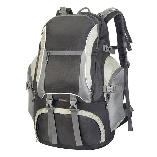Picture of OLYMPUS RUCKSACK 1800 Black/ Dark Grey/ Light Grey
