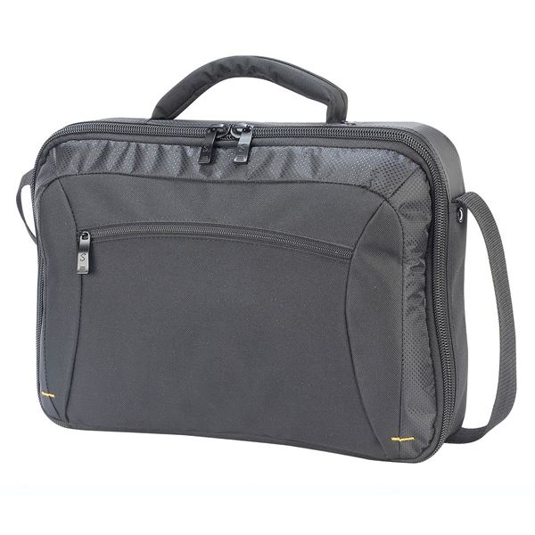 Picture of 2877 15.6'' LAPTOP BRIEFCASE  Black