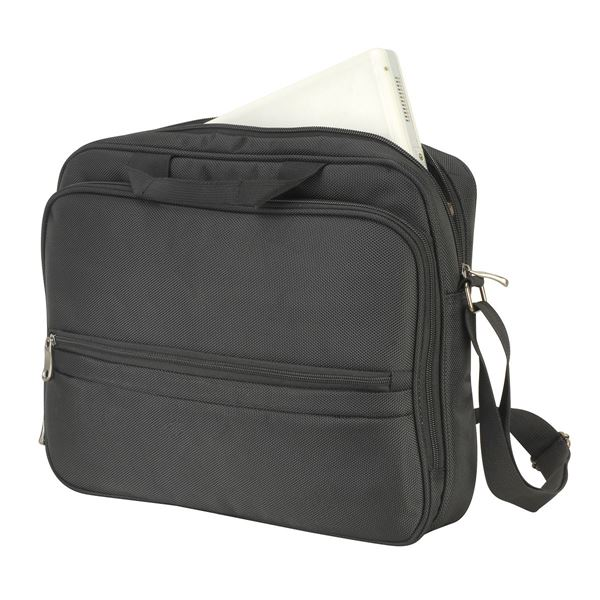 Picture of BERLIN LAPTOP BRIEFCASE 2890 Black
