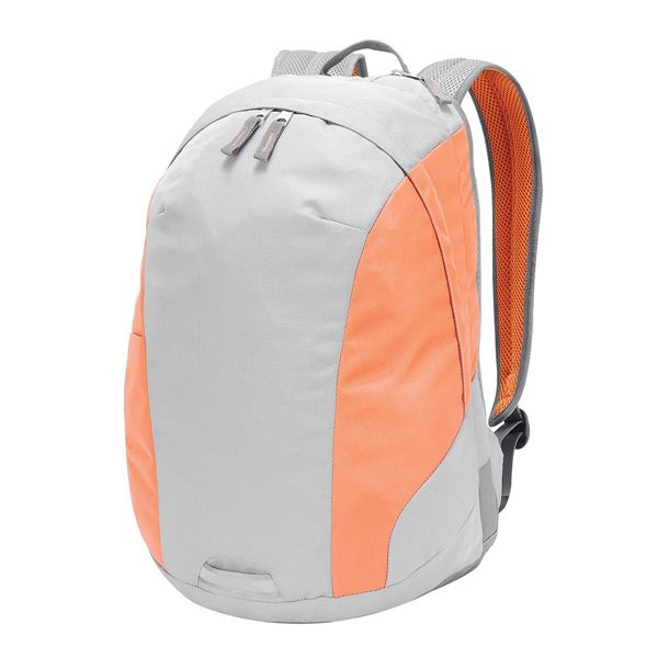 LAPTOP BACKPACK 5353  Grey/Orange