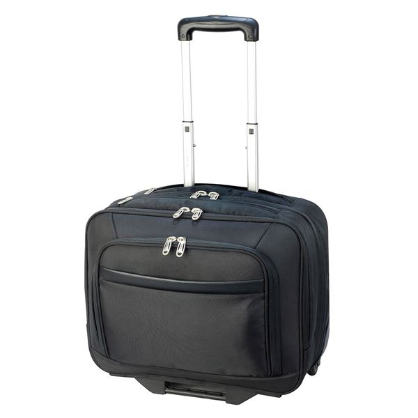 Picture of WINDSOR LAPTOP TROLLEY 6800 Black