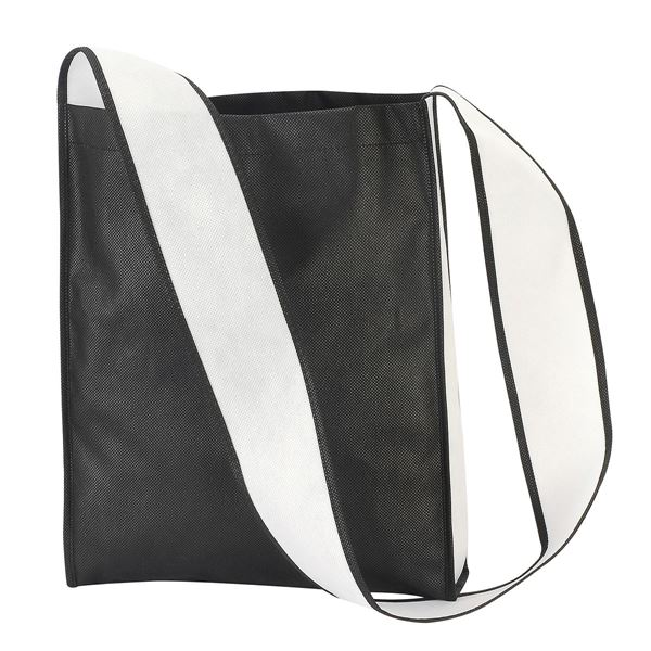 Picture of NICE CONFERENCE BAG 1016 Black/ White