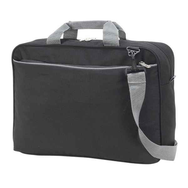Picture of KANSAS CONFERENCE BAG 1448 Black