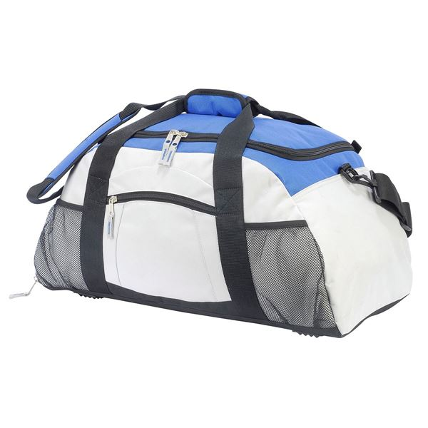 Picture of ATHENA SPORTS HOLDALL 1588 Light Grey/Royal