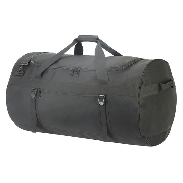 Picture of ATLANTIC OVERSIZED KITBAG 2688 Black