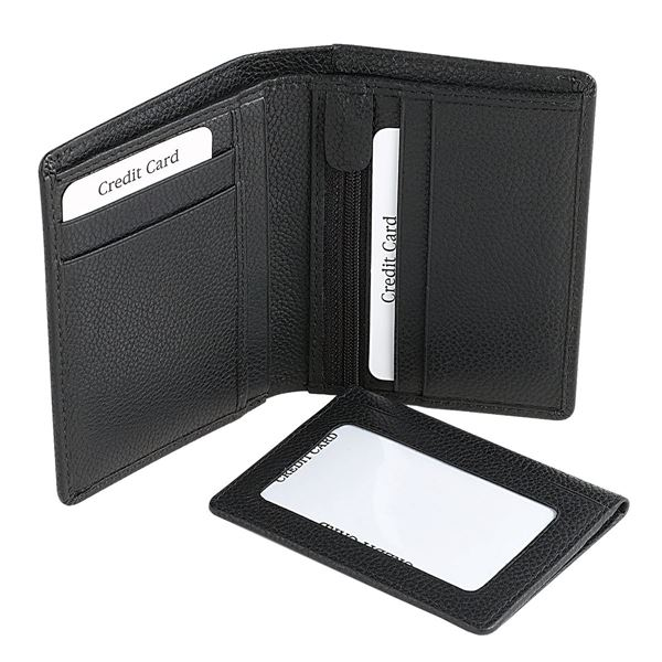 Image sur NAPPA LEATHER MENS WALLET 13.404.310 Noir