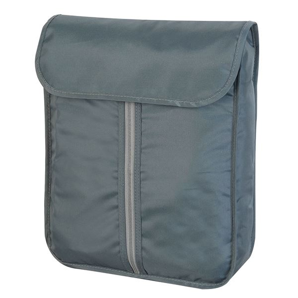 Bild von  1036 CLOTHES TRAVEL FOLDER Dark Grey