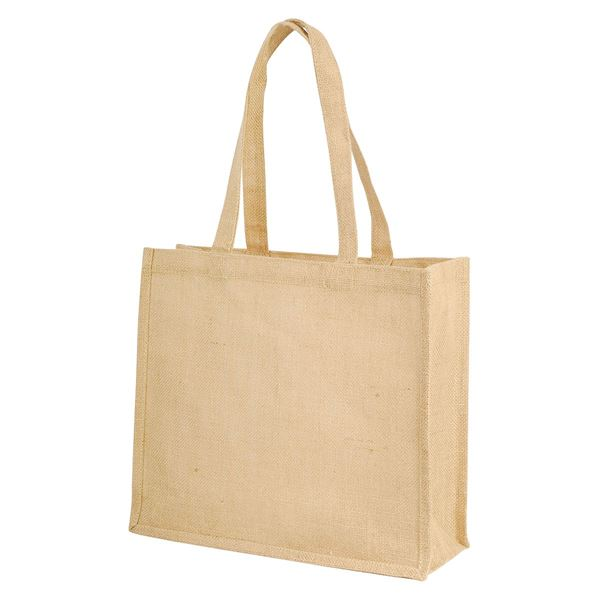 Picture of CALCUTTA SHOULDER JUTE SHOPPER BAG  1105 Natural