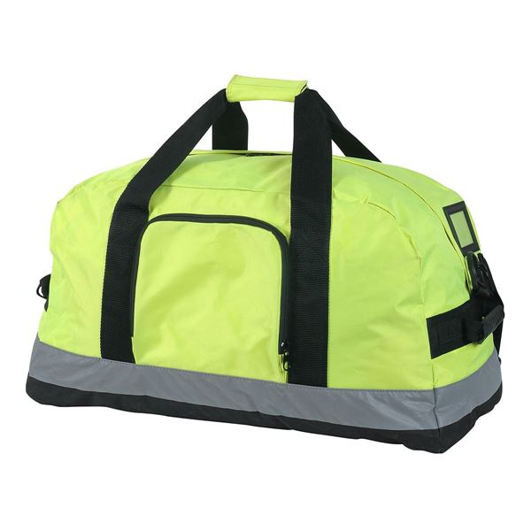 Picture of SEATTLE WORKWEAR HOLDALL 2518 Hi-Vis Yellow