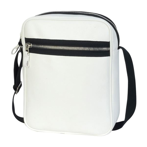 MARSEILLE TABLET POUCH 2880 Blanco/Negro