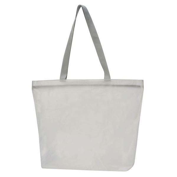 Picture of MAJORCA LEISURE SUMMER HANDBAG 4090 Clear