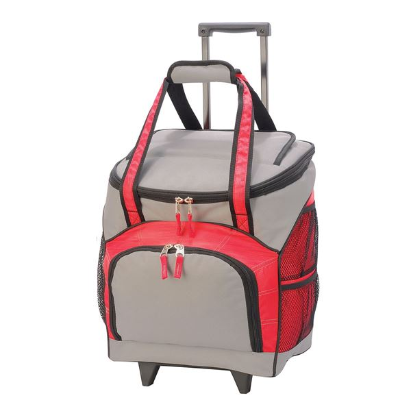 COOLER 4892 Grey/Red