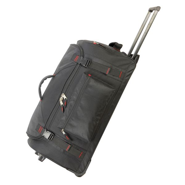 Immagine di PARIS TROLLEY HOLDALL 6096 Nero