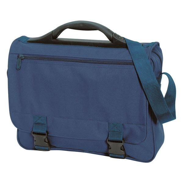 Picture of DUBLIN BUSINESS BRIEFCASE 1172 Navy