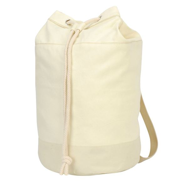 NEWBURY CANVAS BOLSA PETATE DE LONA 1192 Natural