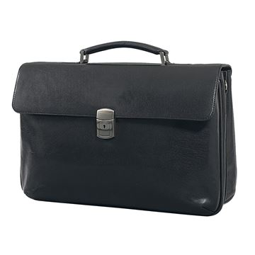 Image de LEATHER LAPTOP BRIEFCASE 11.203.710