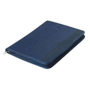 Image de POLYESTER A4 ZIPPED FOLDER  10.117.821