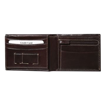 Picture of 13.401.141  LEATHER WALLET