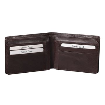Picture of 13.410.241 LEATHER COVER WALLET