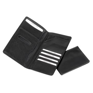 Bild von LEATHER TRAVEL WALLET 17.802.510