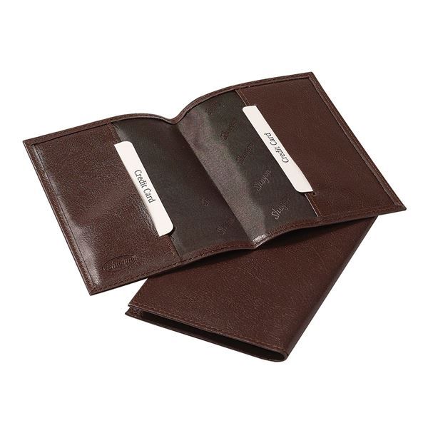 Image sur   PU PASSPORT COVER  17.811.941 Dark Brown