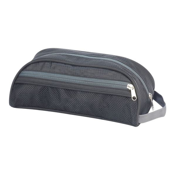 Bild von 4480 TOILETRY BAG Black/Dark Grey