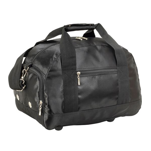 1592 SPORTS HOLDALL Black