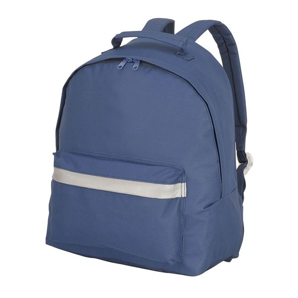Picture of ABC BACKPACK 1195 Navy