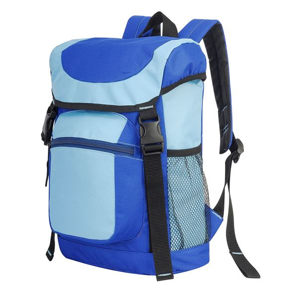 1222 KIDS BACKPACK Light Blue/Royal