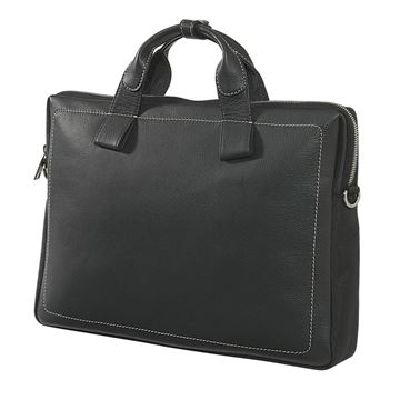 Image de NAPPA LEATHER LAPTOP BRIEFCASE 11.200.310