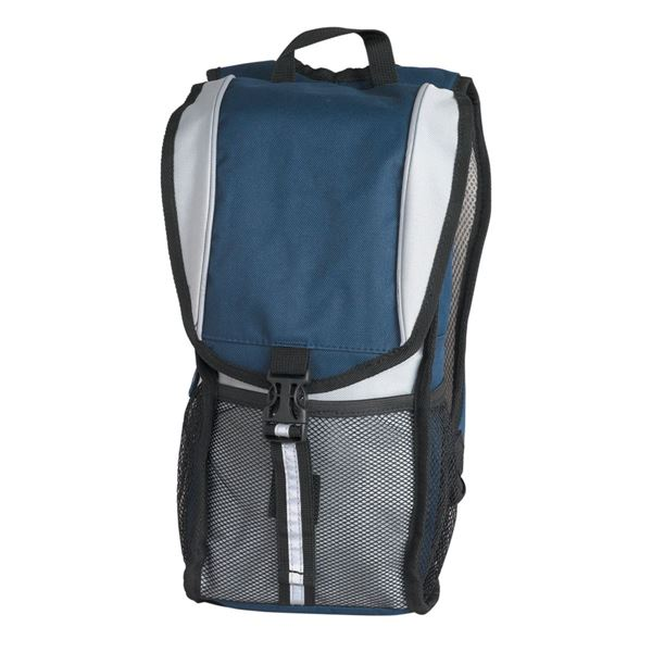Image sur TWO BOTTLES WATER CARRIER 1440 Navy/Grey