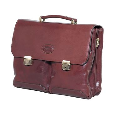 Image de LEATHER LAPTOP BRIEFCASE 11.205.740