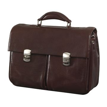 Image de LEATHER LAPTOP BRIEFCASE 11.204.741