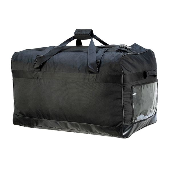 Image sur 89-300-10 187L DUFFLE BAG Black
