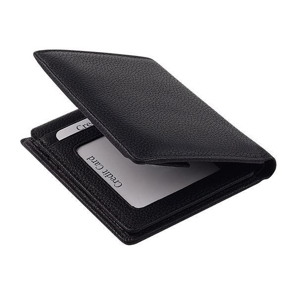 Picture of 13.405.310 NAPPA LEATHER WALLET Black