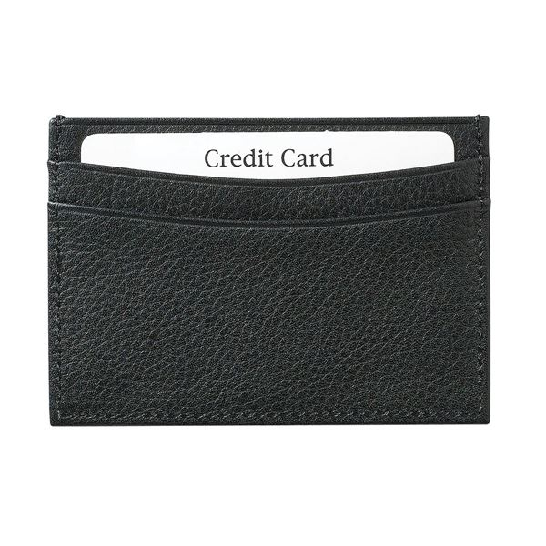 Image sur LEATHER CREDIT CARD CASE 16.715.310 Black