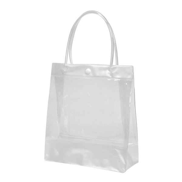 TRANSPARENT COSMETICS CASE 4755-1 Clear