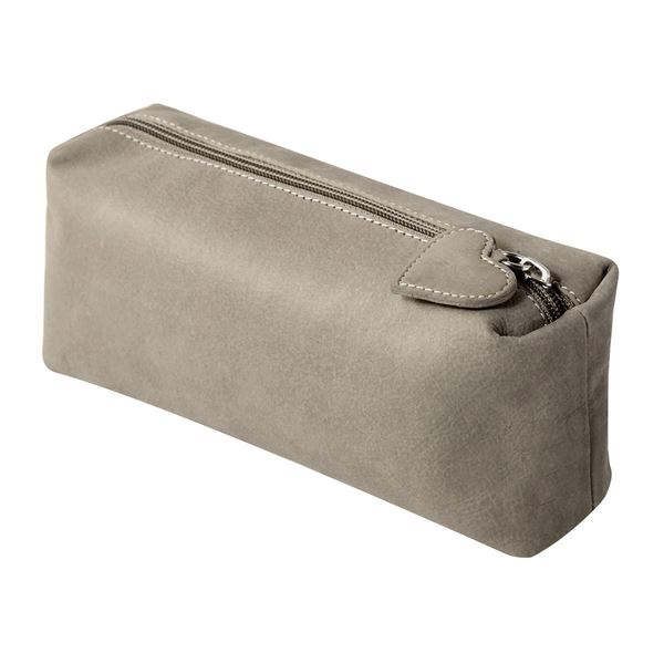 Image sur  COSMETICS LEATHER BAG  15.612.835 Grey