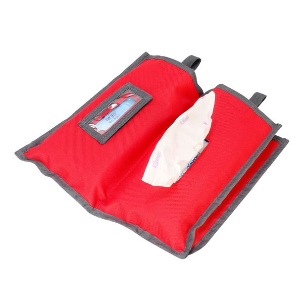 Image sur 1530 WIPES CASE  Red