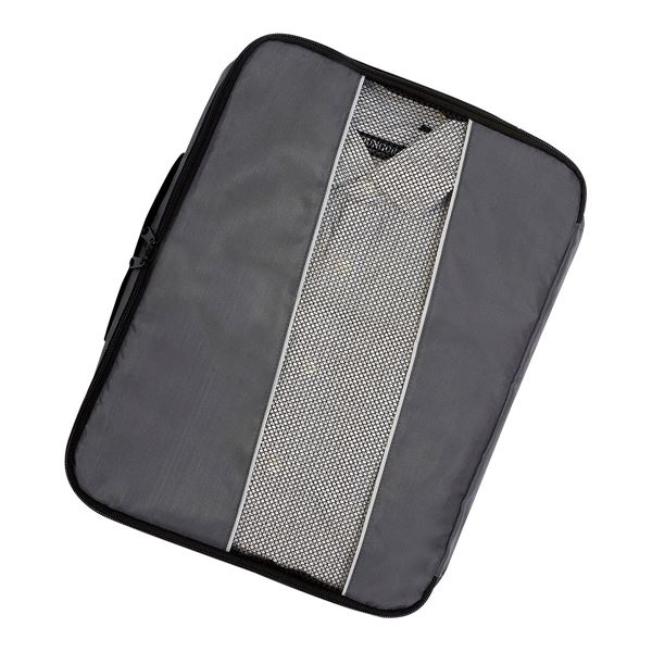 Image sur 9030 TURIN SHIRT CASE  Dark Grey