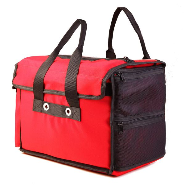 89-1007  RESTAURANT TAKE AWAY CASE Red/Black