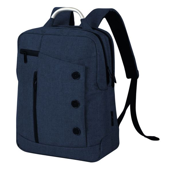 LAPTOP BACKPACK 8851 Navy