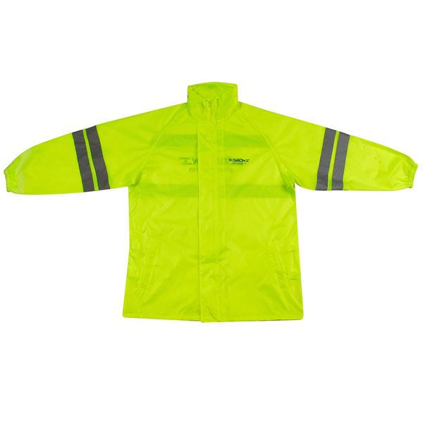 11-5032 STORM SUIT S-M H-Vis Yellow
