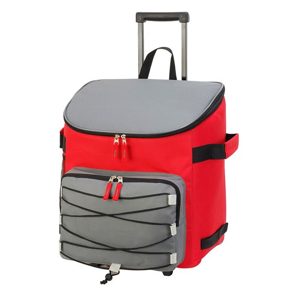 cooler 4891 Red/Grey/Black
