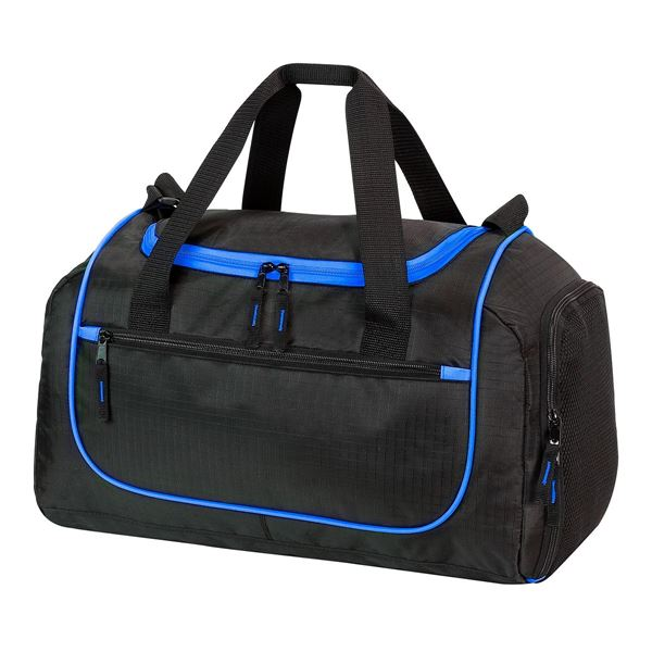 Picture of PIRAEUS SPORTS HOLDALL 1578 Black/Royal
