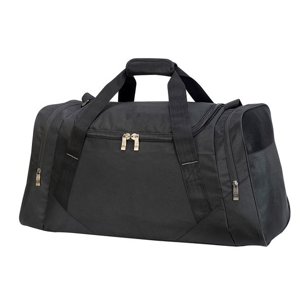 Immagine di ABERDEEN BIG KIT HOLDALL 1411 Black