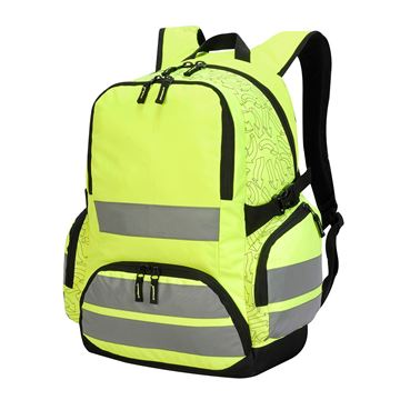 Picture of LONDON PRO HI-VIS BACKPACK 7702