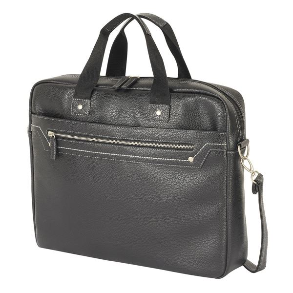Bild von MUNICH LAPTOP BRIEFCASE 2900 Black